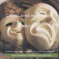 Plácido Domingo, Orchestra del Teatro alla Scala di Milano, Georges Pretre – Mascagni: Cavalleria Rusticana/Leoncavallo: Pagliacci [2 CDs]