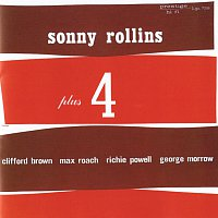 Sonny Rollins – Plus Four [Rudy Van Gelder edition]
