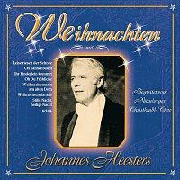 Přední strana obalu CD Weihnachten Mit Johannes Heesters