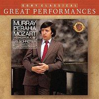 Murray Perahia – Mozart: Three Piano Concertos,  K. 107 (after 3 Sonatas by J. C. Bach); Schroter:  Piano Concerto in C Major, Op. 3, No. 3 [Great Performances]