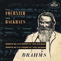 Pierre Fournier, Wilhelm Backhaus – Brahms: Cello Sonatas