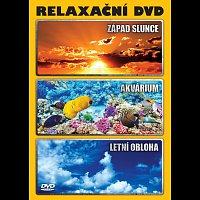 Hypnosius Lunaris – Relaxační DVD – DVD