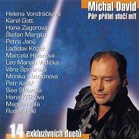 Michal David, Hana Křížková – Par Pratel Staci Mit - Michal David
