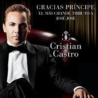 Cristian Castro – Gracias Príncipe, El Más Grande Tributo A José José