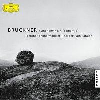 """Berliner Philharmoniker, Herbert von Karajan – Bruckner: Symphony No.4 """"Romantic"""""""
