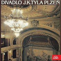 Přední strana obalu CD Divadlo J.K.Tyla Plzeň