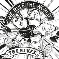 Přední strana obalu CD We Rule The World (T.H.E.H.I.V.E.S) [e-single multitrack]