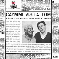 Různí interpreti – Caymmi Visita Tom