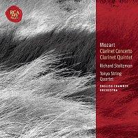 Richard Stoltzman, Wolfgang Amadeus Mozart, Tokyo String Quartet – Mozart: Clarinet Concerto K.622; Clarinet Quintet K.581: Classic Library Series