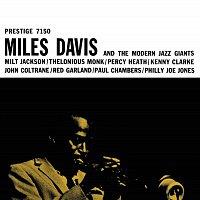 Přední strana obalu CD Miles Davis & The Modern Jazz Giants