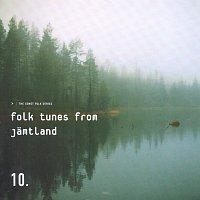 Přední strana obalu CD Folk Tunes From Jamtland