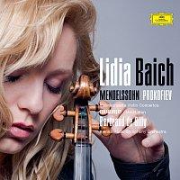 Lidia Baich, Bertrand de Billy, RSO-Wien – Violinkonzerte