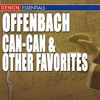 Přední strana obalu CD Offenbach: Can-Can & Other Favorites
