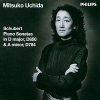 Přední strana obalu CD Schubert: Piano Sonatas in D major, D850 & A minor, D784