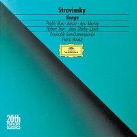 Ensemble Intercontemporain, Pierre Boulez – Stravinsky: Songs