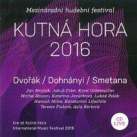 Různí interpreti – Tercet, Sextet, Rondo (Mezinárodní hudební festival Kutná Hora 2016)