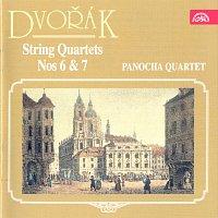 Panochovo kvarteto – Dvořák: Smyčcové kvartety č. 6 a 7, Gavotta