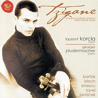 Laurent Korcia, Georges Pludermacher – Tzigane - Musique D'Europe Central