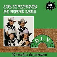 Los Invasores De Nuevo León – Nortenas De Corazón 20 Exitos