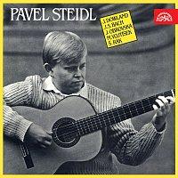 Pavel Steidl – Dowland, Bach, Obrovská, Vojtíšek, Rak: Kytara