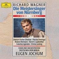 Catarina Ligendza, Christa Ludwig, Dietrich Fischer-Dieskau, Placido Domingo – Wagner: Die Meistersinger von Nurnberg - Highlights