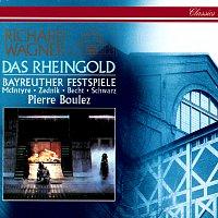Siegfried Jerusalem, Helmut Pampuch, Heinz Zednik, Donald McIntyre, Martin Egel – Wagner: Das Rheingold