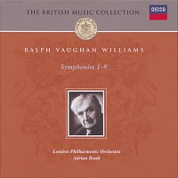 London Philharmonic Orchestra, Sir Adrian Boult – Vaughan Williams: Complete Symphonies [5 CDs]