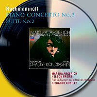 Martha Argerich, Nelson Freire, Radio-Symphonie-Orchester Berlin, Riccardo Chailly – Rachmaninov: Piano Concerto No.3; Suite No.2 for 2 Pianos