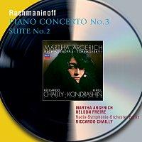 Martha Argerich, Nelson Freire, Radio-Symphonie-Orchester Berlin, Riccardo Chailly – Rachmaninov: Piano Concerto No.3; Suite No.2 for 2 Pianos