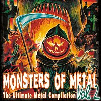 Various Artists.. – Monsters Of Metal Vol. 2