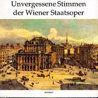 Wiener Staatsoper – Unvergessene Stimmen der Wiener Staatsoper