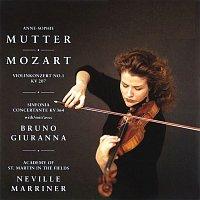 Anne-Sophie Mutter, Alexis Weissenberg – Mozart