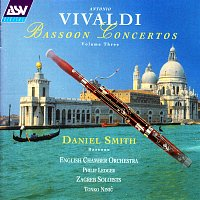 Daniel Smith, English Chamber Orchestra, Sir Philip Ledger, Zagreber Solisten – Vivaldi: Bassoon Concertos Vol.3
