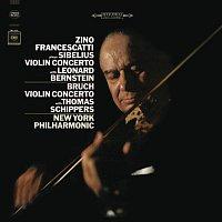 Zino Francescatti, Jean Sibelius, Leonard Bernstein, New York Philharmonic Orchestra – Sibelius: Concerto in D Minor for Violin and Orchestra, Op. 47 & Bruch: Concerto No. 1 in G Minor for Violin and Orchestra, Op. 26