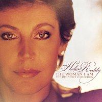 Přední strana obalu CD The Woman I Am: The Definitive Collection
