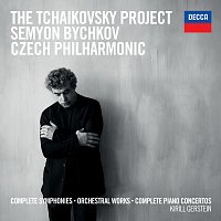 Czech Philharmonic, Semyon Bychkov, Kirill Gerstein – Tchaikovsky: Complete Symphonies and Piano Concertos