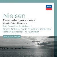 San Francisco Symphony, Herbert Blomstedt, Ulf Schirmer – Nielsen: Complete Symphonies; Aladdin Suite; Maskarade