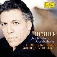 Přední strana obalu CD Mahler: Des Knaben Wunderhorn