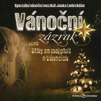 Přední strana obalu CD Muzikál: Vánoční zázrak aneb Sliby se maj plnit o Vánocích