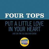 Four Tops – Put A Little Love In Your Heart [Live On The Ed Sullivan Show, November 8, 1970]
