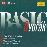 Chicago Symphony Orchestra, Berliner Philharmoniker – Basic Dvorák [2 CD's]
