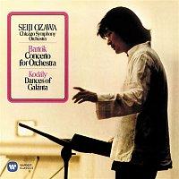 Seiji Ozawa – Bartók: Concerto for Orchestra - Kodály: Dances of Galánta