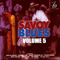 Různí interpreti – The Savoy Blues, Vol. 5