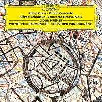 Gidon Kremer, Wiener Philharmoniker, Christoph von Dohnányi, Rainer Keuschnig – Glass: Violin Concerto / Schnittke: Concerto Grosso