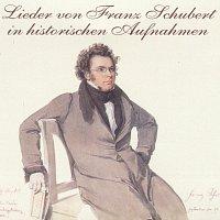 Various – Lieder von Franz Schubert in historischen Aufnahmen