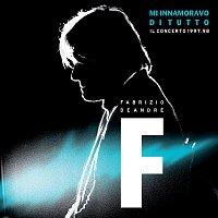 Fabrizio de André – M'innamoravo di tutto - Il concerto 1998