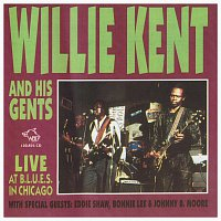 Wille Kent – Live At B.L.U.E.S.