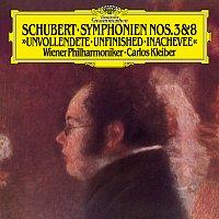 "Wiener Philharmoniker, Carlos Kleiber – Schubert: Symphonies Nos. 3 & 8 ""Unfinished"""