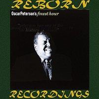 Přední strana obalu CD Oscar Peterson's Finest Hour, 1950-1964 (HD Remastered)