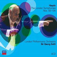 """Přední strana obalu CD Haydn: 12  """"London"""" Symphonies"""